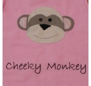 Personalised Aprons - Cheeky Monkey