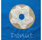 Personalised Aprons  -  Donut