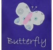 Personalised Butterfly Apron