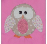 Personalised Aprons   -    Owl