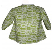 Art Smock - Green Cuiser