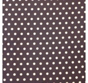 Library Bags - Navy Dots
