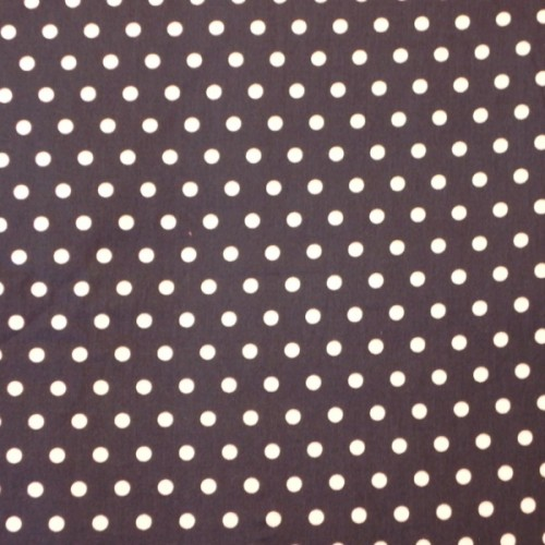 Kids Art Smock - Navy Dots