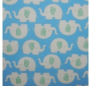 Library Bags - Elephants