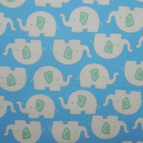Kids Art Smock - Elephants