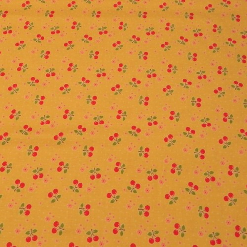 Art Smock - Yellow Cherries