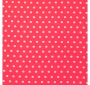 Library Bags - Pink Dots