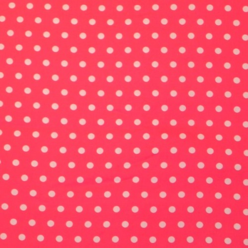 Kids Art Smock - Pink Dots